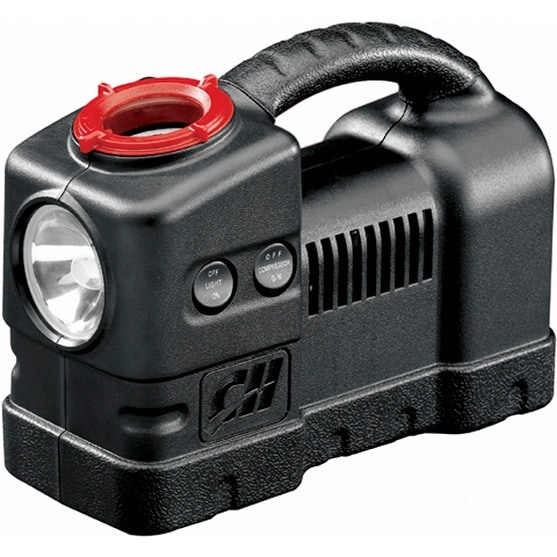 Campbell Hausfeld RP3200 Tire Inflator with Safety Light, 12 V