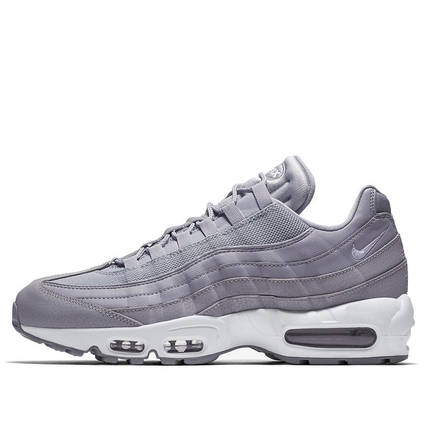 best authentic 81584 cf0fe ... switzerland shop nike air max 95 essential wolf grey 749766 037 men  free shipping today overstock