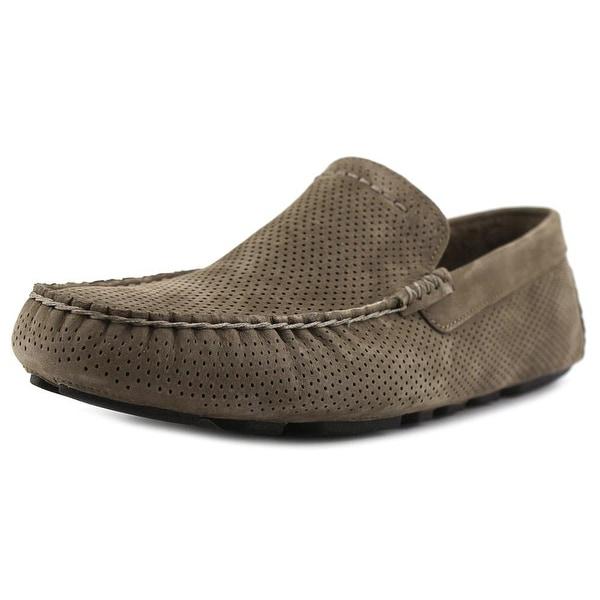 Ugg Australia Henrick Men Moc Toe Leather Tan Loafer