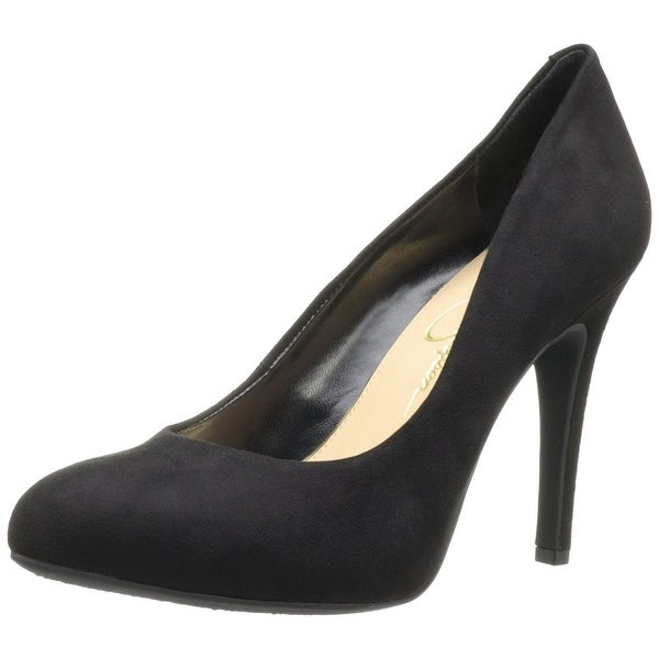 Jessica Simpson Womens Malia Pointed Toe Classic Pumps