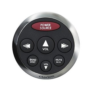 Clarion USA Watertight Wired Remote - No Display Wired Remote