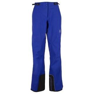La Sportiva Women's Thunder GTX Pants - Iris Blue - M