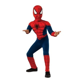 Child Ultimate Spider-Man Costume (3 options available)