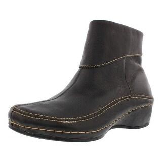 Spring Step Black Boots Women's Shoes - 36 m eu / 5.5-6 b(m) us