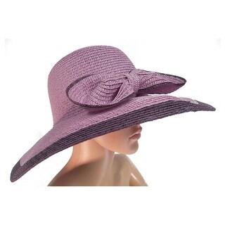 Tormenter Womens Beach Hat Normal Purple