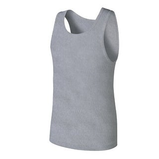 Boys' Hanes Ultimate ComfortSoft Dyed Tank Undershirt 3-Pack - L