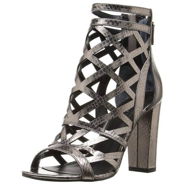 GUESS Womens Eriel2 Open Toe Special Occasion Ankle Strap Sandals