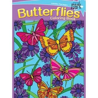 Dover Spark Publications-Butterflies