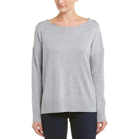 Nydj Exposed Seam Sweater