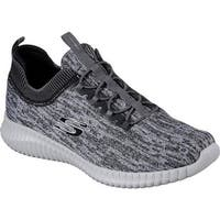 Skechers Men's Elite Flex Hartnell Sneaker Gray/Black