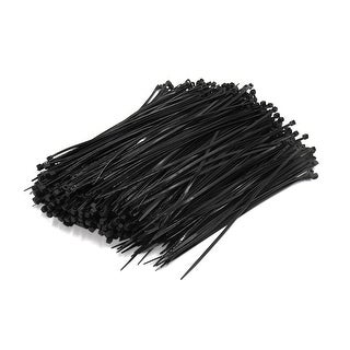 Link to 500pcs 2.1x150mm Plastic Nylon Car Fastener Cable Wire Tie Wrap Strap - Black Similar Items in Computer Accessories