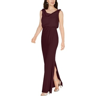 Link to Adrianna Papell Womens Formal Dress Sleeveless Formal Similar Items in Dresses