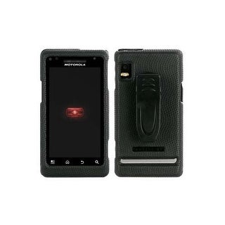 Body Glove Snap-On Case for Motorola Droid 2 Global A956 - Black