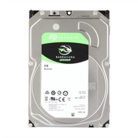 Seagate ST4000DM004 4TB SATA 6Gb/s 256MB 3.5inch 5400 rpm BarraCuda Desktop Bare - Pictured