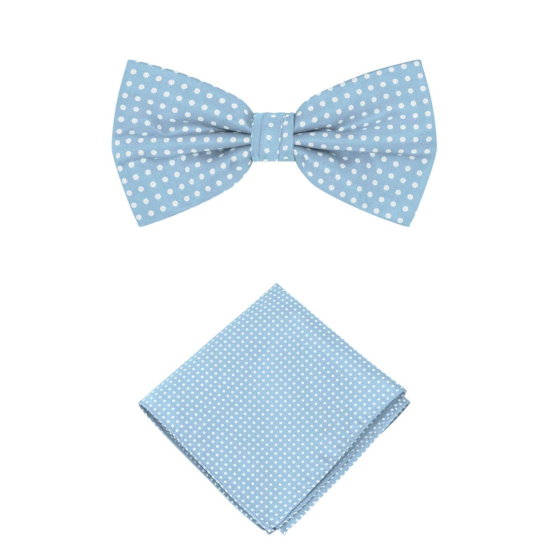 """Jacob Alexander Polka Dot Print Men/'s Slim 2.75/"""" Polka Dotted Tie"""