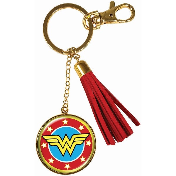 Spoontiques 17660 wonder woman keychain