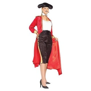 Matadorable Adult Costume - Red