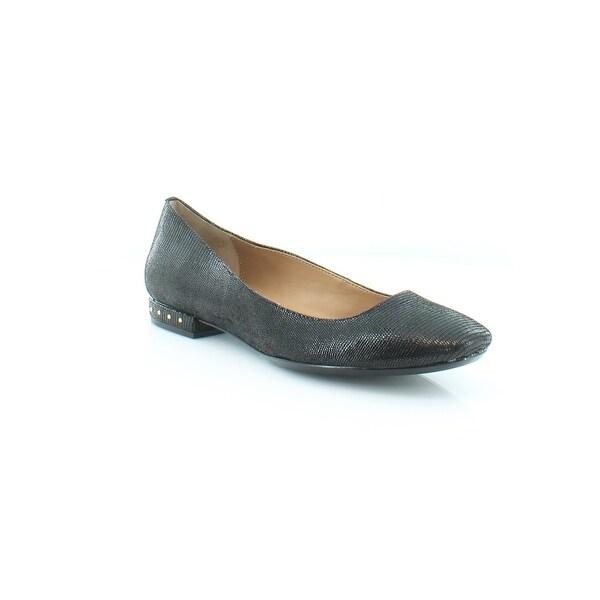 5c4d97d9f003 Shop Calvin Klein Fridelle Women s FLATS Black - Free Shipping On ...