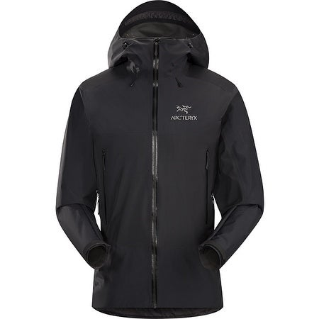Arc'Teryx Beta SL Hybrid Jacket Mens, Black