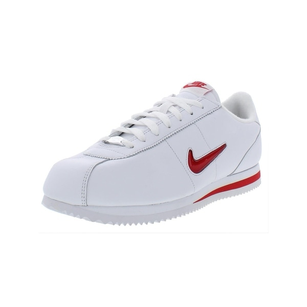 new styles babde 7170d Nike Mens Cortez Basic Jewel Fashion Sneakers Padded Insole Lifestyle