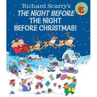 Night Before the Night Before Christmas - Richard Scarry