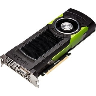 PNY Quadro M6000 Graphic Card - 24 GB GDDR5 - Dual Slot Space (Refurbished)