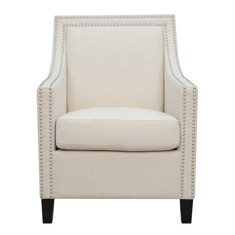NewRidge Home Upholstered Carmen Accent Chair