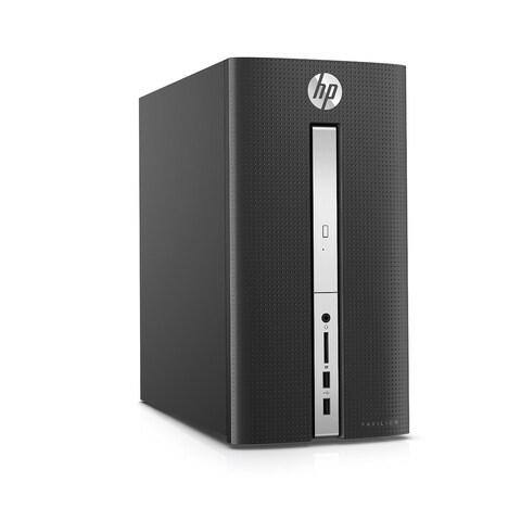 Refurbished - HP Pavilion 510-P010 Desktop Intel Core i3-6100T 3.2GHz 8GB 1TB Windows 10