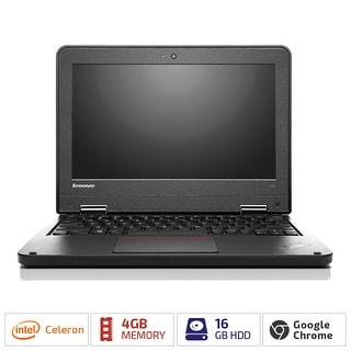 "Lenovo ThinkPad 11e 20GF0001US 11.6"" (Twisted nematic (TN)) - Intel Celeron N3150 Quad-core (4 Core) 1.60 GHz ThinkPad 11e"