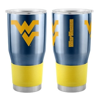 West Virginia Mountaineers Travel Tumbler 30oz Ultra Navy