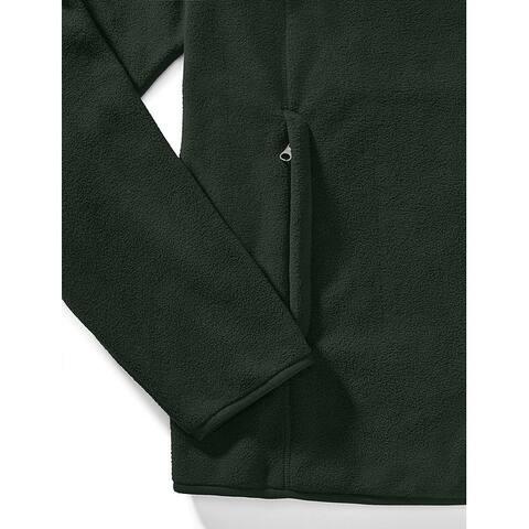 Essentials Men's Full-Zip Polar Fleece Jacket