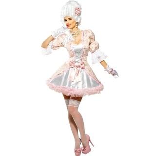 Goddessey Deluxe Marie Antoinette Adult Costume - Pink - Medium