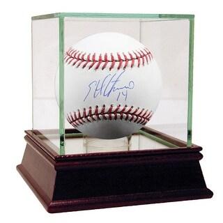 Starlin Castro MLB Baseball