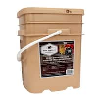 Wise Company 120 Serving Freeze Dried Fruit and Gourmet Snack Combination