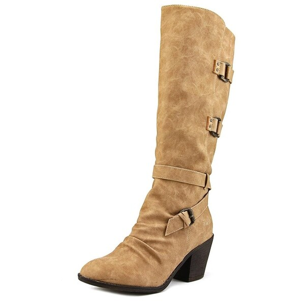 Blowfish Stay Round Toe Synthetic Knee High Boot