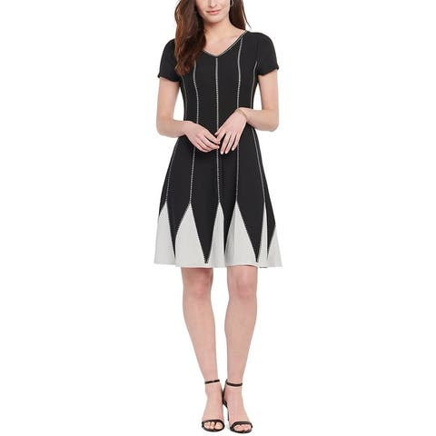 NicZoe Petunia Twirl Dress