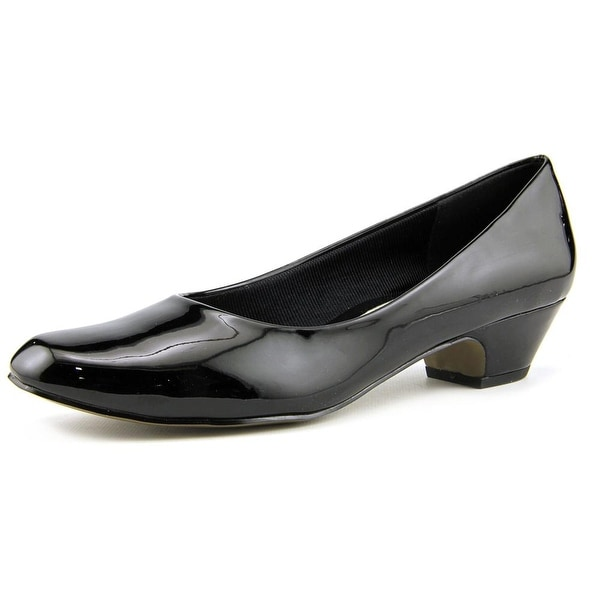 Easy Street Halo  W Round Toe Synthetic  Heels