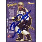 Paul Mara Sudbury Wolves 1998 Bowman Prospects Autographed Card Rookie Card This item comes with