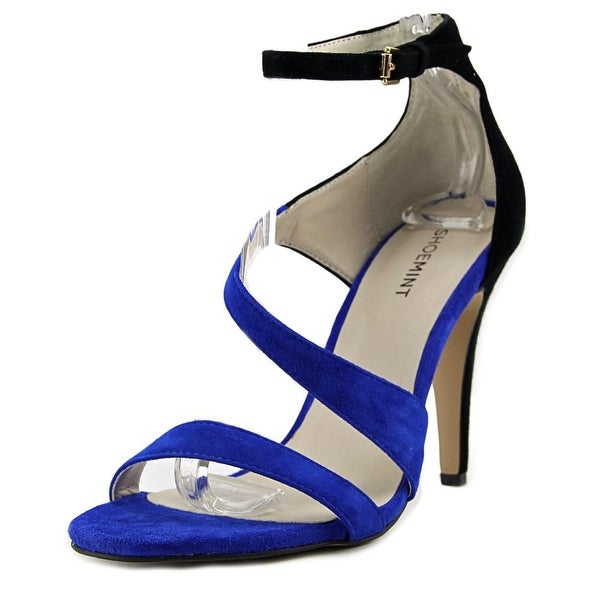 ShoeMint Suzie Women Medium Blue Sandals