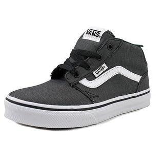 Vans Chapman Mid Round Toe Canvas Skate Shoe