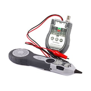 Monoprice Multifunction RJ-45, BNC, and Speaker Wire Tone Generator, Tracer, Tester