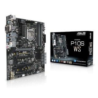 Asus - P10sws - P10s Ws Server Motherboard
