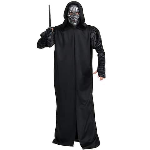 Rubies Death Eater Robe Adult Costume - Black