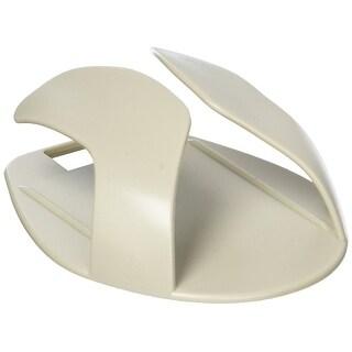 Ergotron - Ergotron Mouse Holder (Light Grey). Convenient Storage For A Mouse.Saves Space W