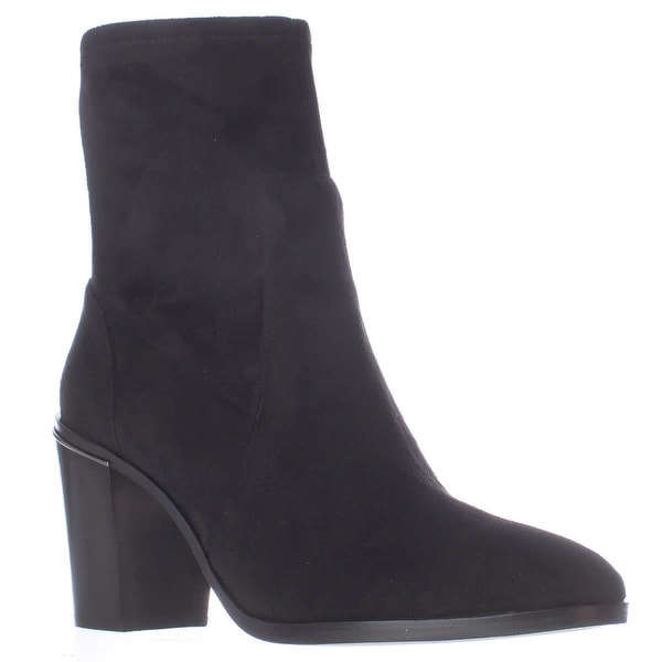 MICHAEL Michael Kors Chase Ankle Booties, Black