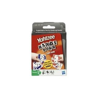 Yahtzee Hands Down Card Game - multi