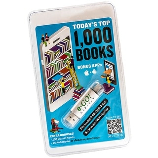 Today's Top 1,000 Books plus 250 Bonus Classics - e-GO! Library