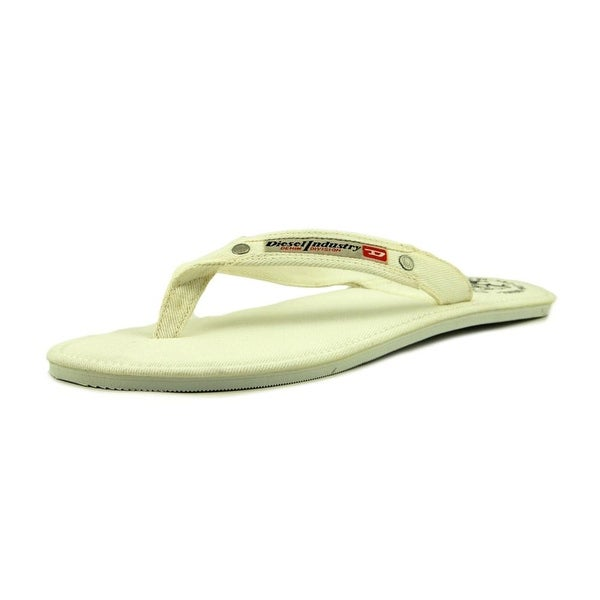 Diesel Seaside Open Toe Canvas Flip Flop Sandal