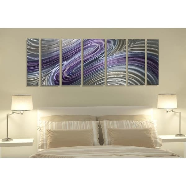 Shop Statements2000 3D Metal Wall Art Panels Painting ...