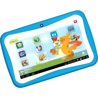 Supersonic SC-774KT Blue Supersonic Kids Tablet - Blue